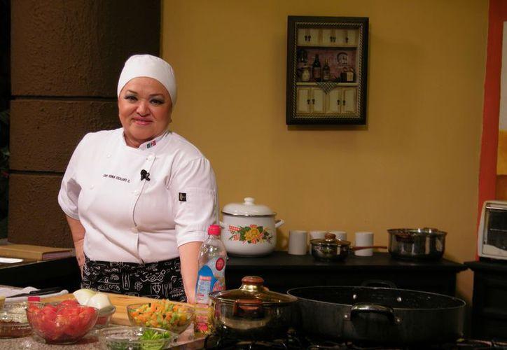 """""""El día que yo me muera, quiero hacerlo en mi cocina en Aquí en el 2, de Grupo SIPSE, haciendo lo que amo, o trabajando también en mi oficina, en la Alianza de Camioneros de Yucatán"""". (Milenio Novedades)"""