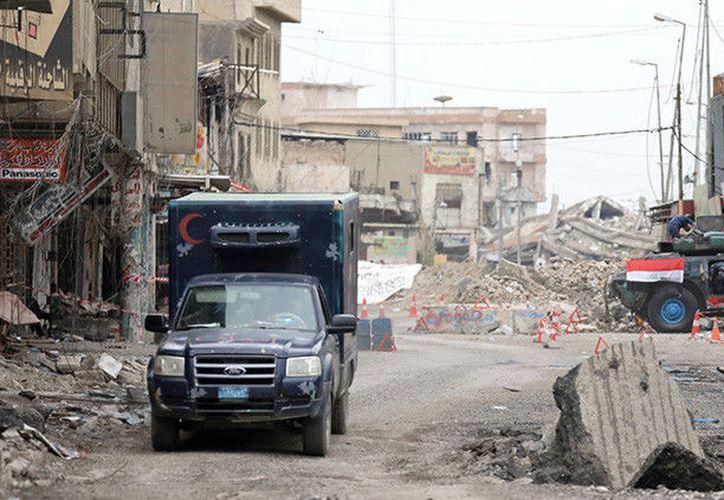 Según las estimaciones del propio mando de la coalición, han fallecido al menos 229 civiles. (RT)