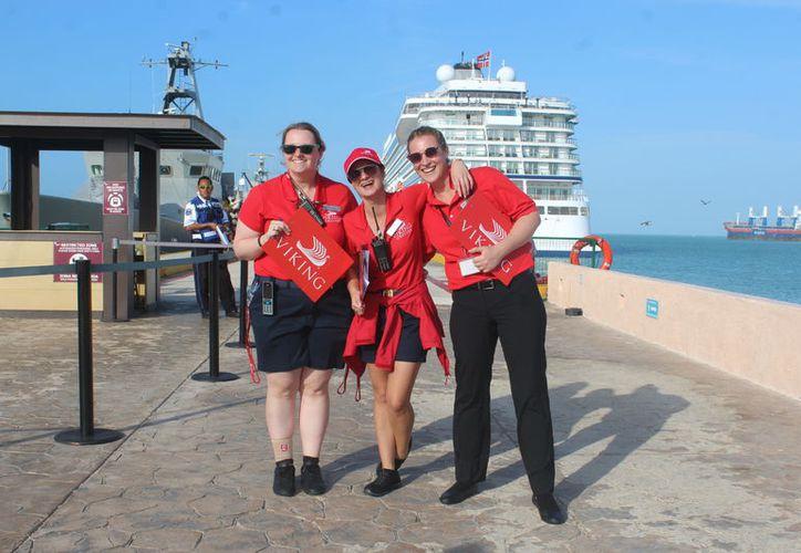 El turismo de cruceros exige calidad en los servicios que les ofrecen. (Gerardo Keb/Novedades Yucatán)