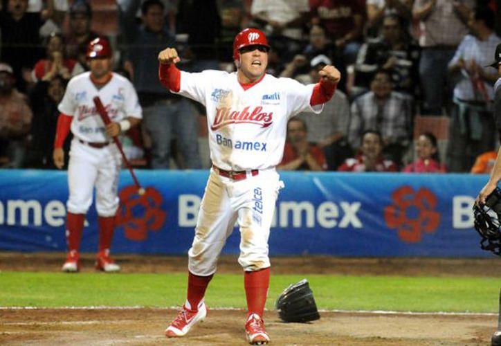 Leo Heras, exjugador de Diablos de México, jugará con Leones en la temporada 2017, la cual inicia el 31 de marzo.(Milenio Novedades)