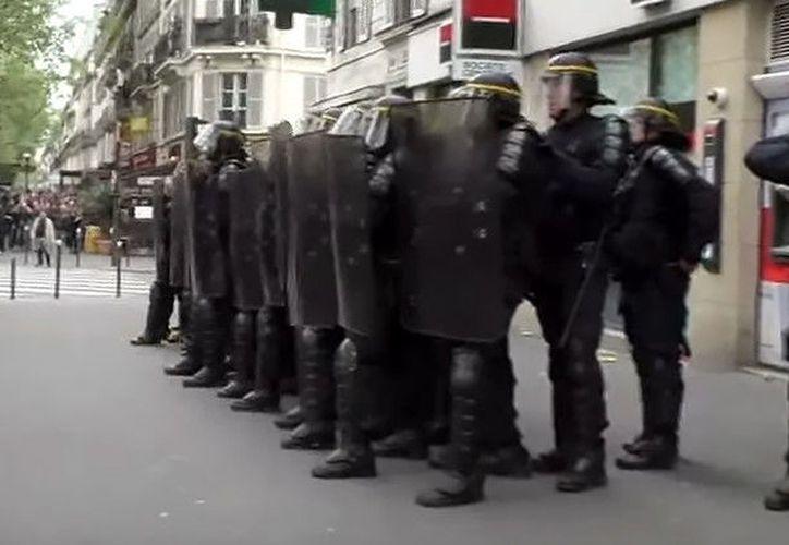 Durante la protesta se han registrado enfrentamientos con la Policía. (RT)