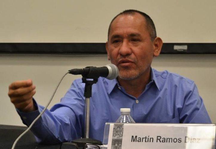 Cabe destacar que Martín Ramos Díaz es catedrático e investigador de la Universidad de Quintana Roo. (Redacción/SIPSE)