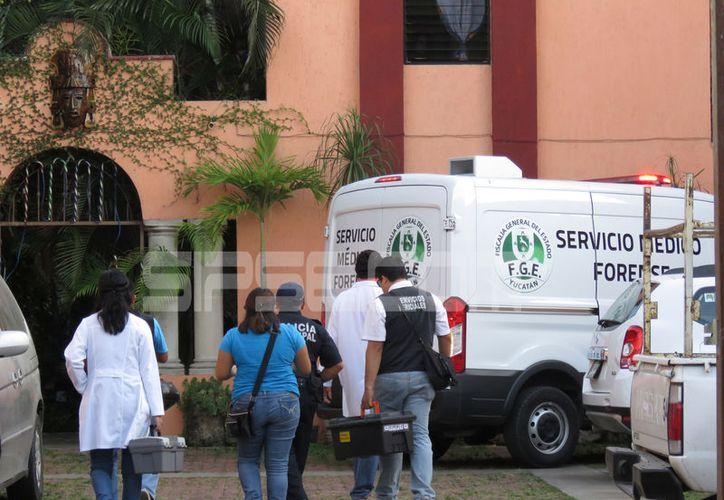 El suicidio se presentó en un hotel del Centro de Mérida. (M. González/ SIPSE)