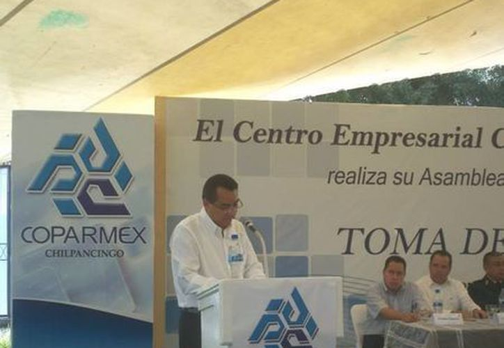 Dirigentes empresariales de Chilpancingo aseguran que los criminales están identificados, pero que la autoridad los protege. (Facebook.com/Coparmex Chilpancingo)
