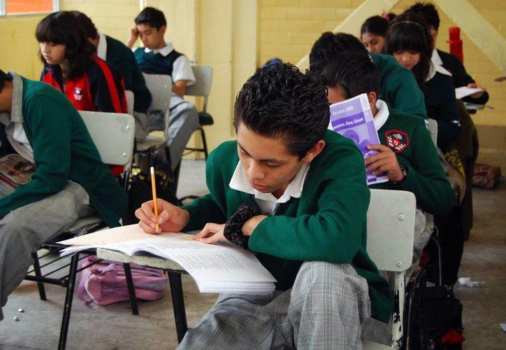 A través de la prueba Enlace se evalúa el desempeño de alumnos y maestros. (sep.gob.mx/Contexto)