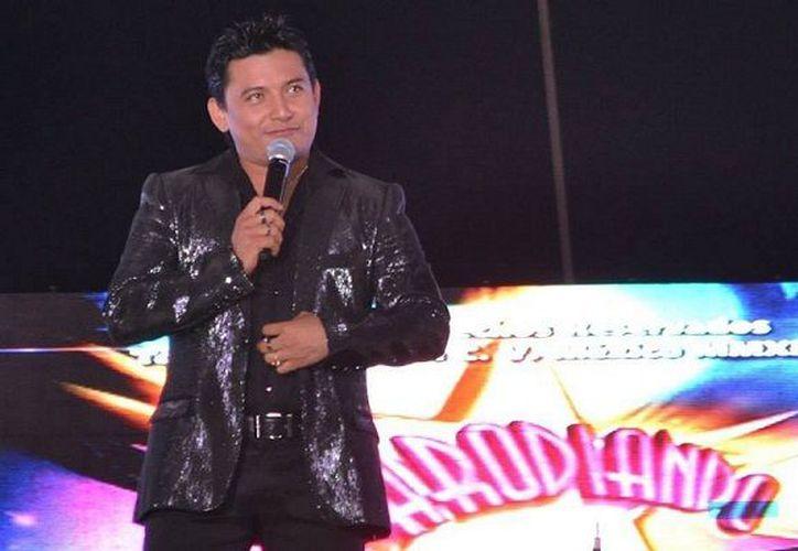 Pierre David, el comediante yucateco que destacó en el programa Parodiando. (Archivo)