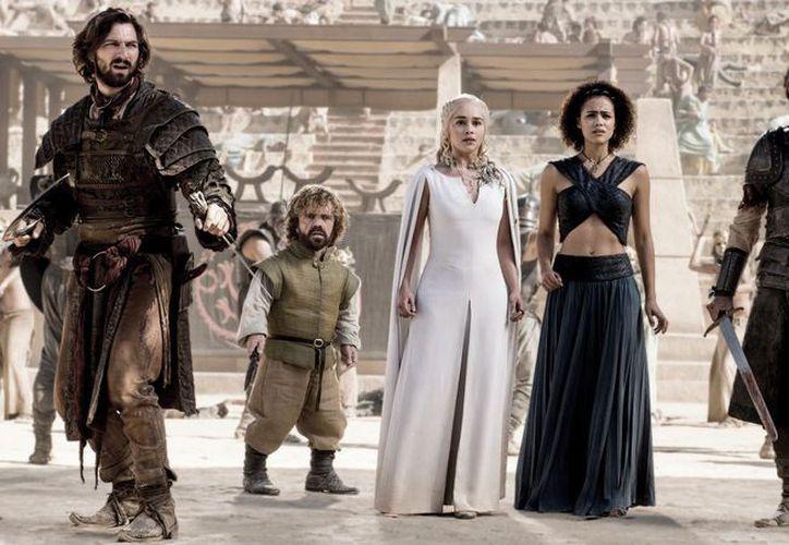 La última temporada de la serie basada en os libros de fantasía de George R.R. Martin se transmitirá hasta el 2019. (Foto: La serie Game of Thrones fue la más pirateada del 2017)
