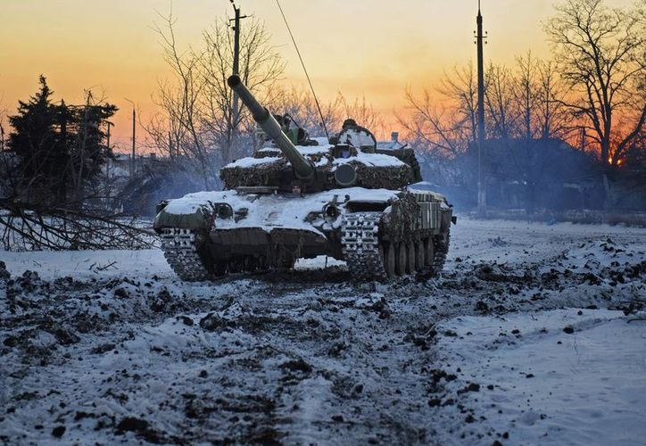El conflicto en Ucrania ha provocado la huída de cientos de miles de personas. (EFE)