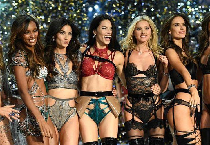 El famoso 'Fantasy bra' tiene un valor de dos millones de dólares. (Contexto)