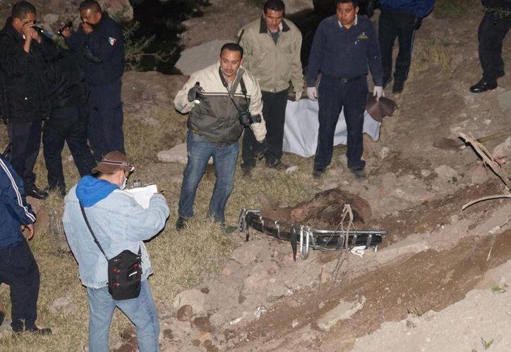 El homicida admitió haber intentado asesinar a su hermano menor un año atrás. (Imagen de referencia/elheraldoslp.com.mx)
