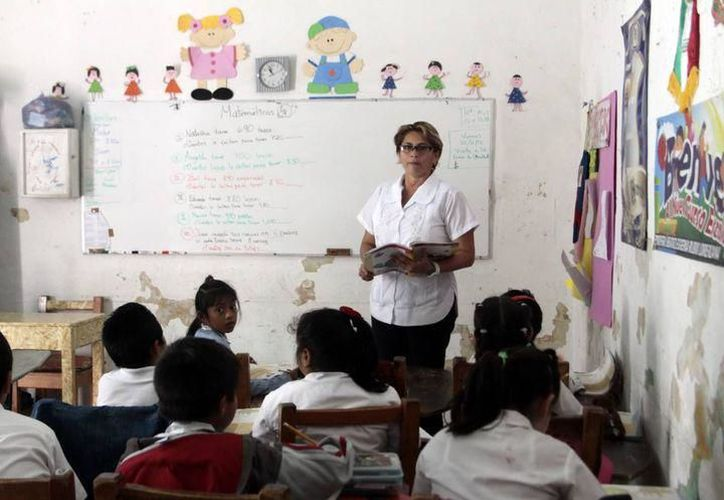 Uno de los grandes retos en materia docente es implementar de manera adecuada el modelo educativo. (SIPSE)