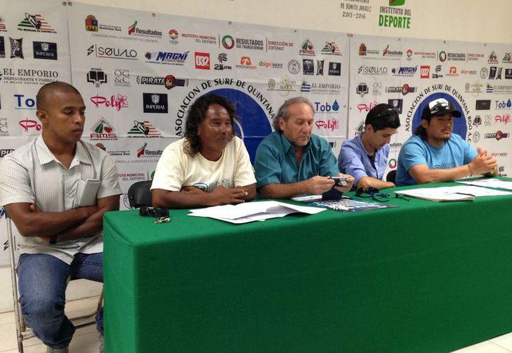 En el evento se buscará que los mejores 'surfers' formen parte de la selección de Quintana Roo. (Redacción/SIPSE)