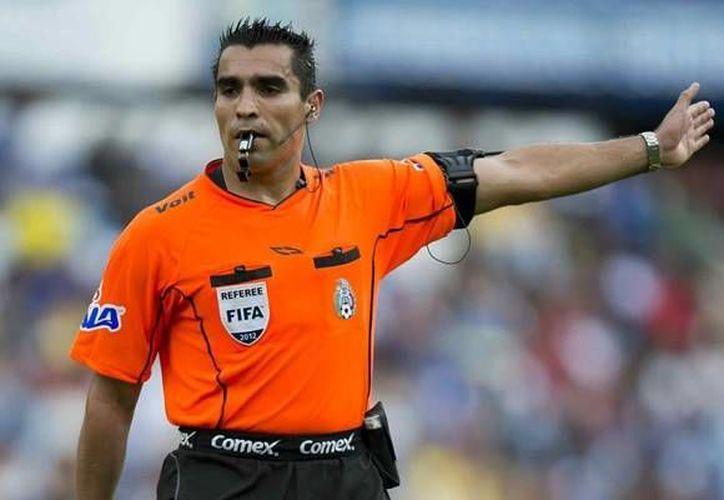 Marco Rodríguez, mejor conocido como 'Chiquimarco', estará por tercera vez en una Copa del Mundo. (mediotiempo.com)