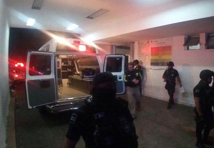 Las autoridades ministeriales llevan tres investigaciones relacionadas con los homicidios de dos policías. (Redacción/SIPSE).