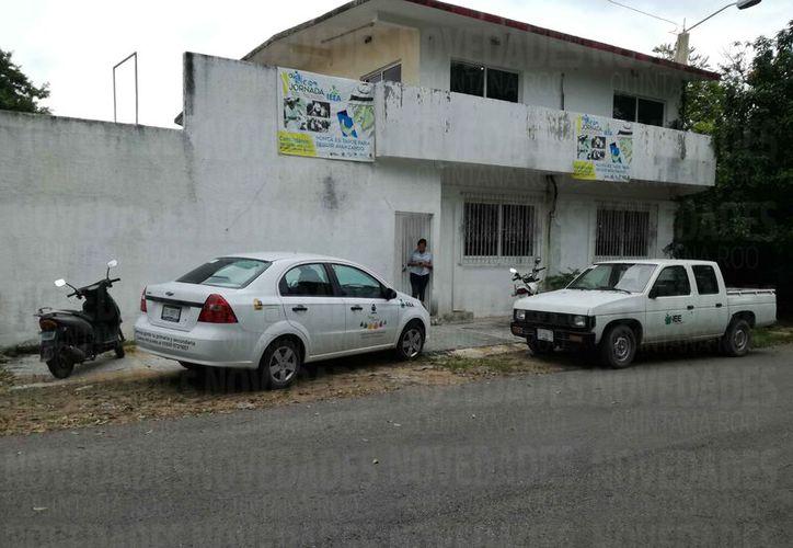 Existen seis Plazas Comunitarias establecidas en comunidades del municipio. (Jesús Caamal/SIPSE)