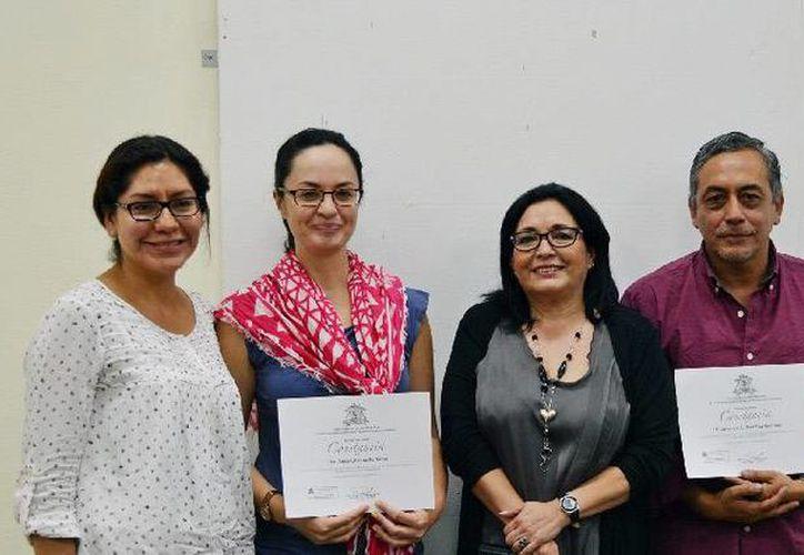 Académicos externos participaron en las jornadas antropológicas. (Cortesía/Uqroo)