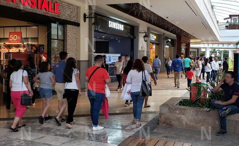 Desde este 1 de septiembre los centros comerciales del estado comenzarán a operar. (Archivo/Novedades Yucatán)