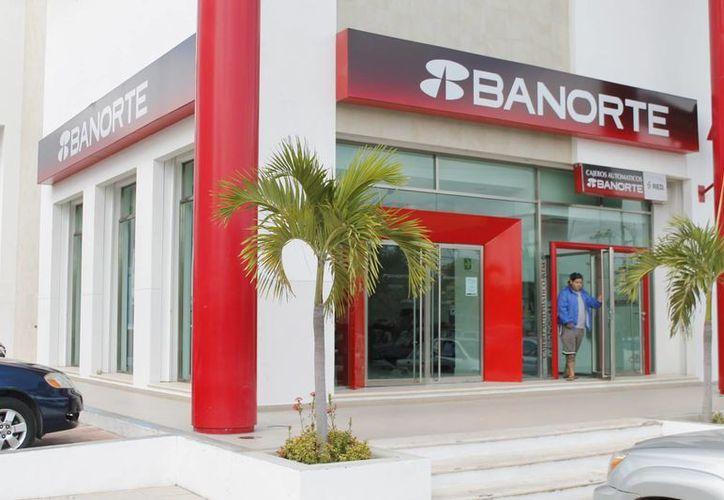 Grupo Financiero Banorte aceptó los términos y condiciones bajo los cuales aplicó la sanción el órgano regulatorio estadunidense a su filial en dicho país, y aseguró que será pagada en su totalidad. (Archivo SIPSE)