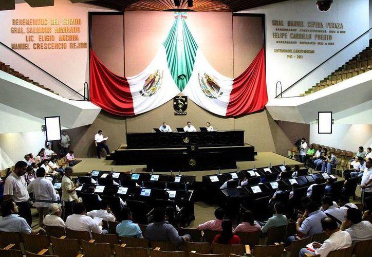 La iniciativa del Ejecutivo fue turnada al Poder Legislativo, que lo envió a comisiones. (SIPSE)