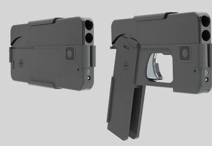 El arma estará disponible a mediados de este año a un precio de 395 dólares. (Foto: idealconceal.com/RT)