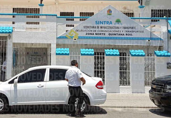 Investigan desvío de recursos en Sintra en la administración anterior. (Jesús Tijerina/SIPSE)