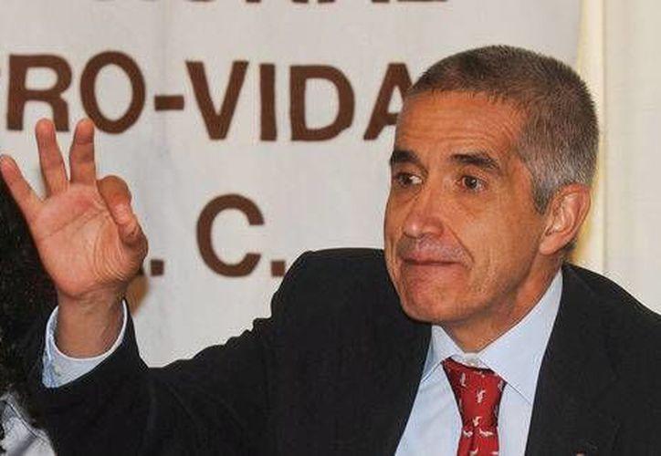 La Secretaría de la Función Pública impuso en 2005 una multa de 13 mdp a Serrano Limón por el desvío de recursos. (Milenio)