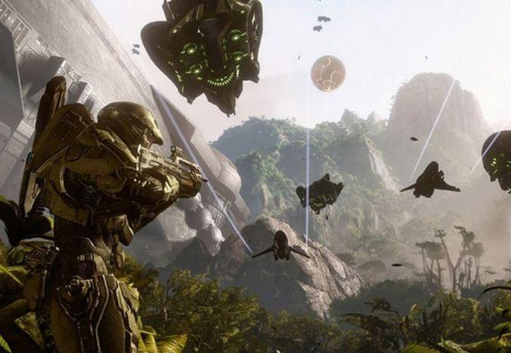 Los juegos más vendidos y más populares son los que tienen clasificación M como Halo 4. (Agencias)
