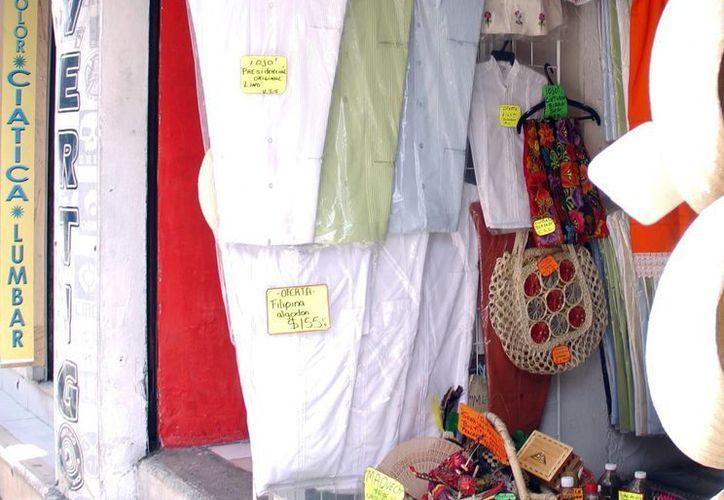 Una muestra de productos yucatecos será exhibida en Chiapas en la  Feria Internacional Mesoamericana 2015. (Milenio Novedades)