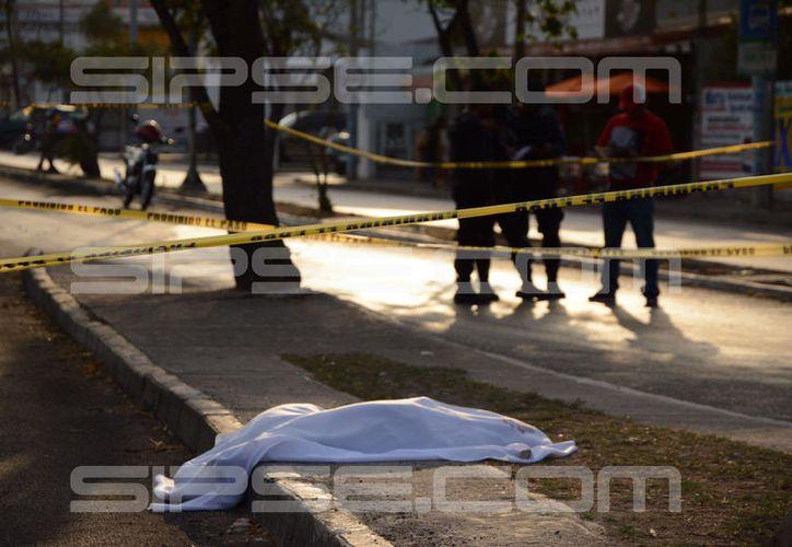 La tragedia se presentó durante la tarde de este martes en el oriente de la ciudad. (Victoria González/SIPSE)