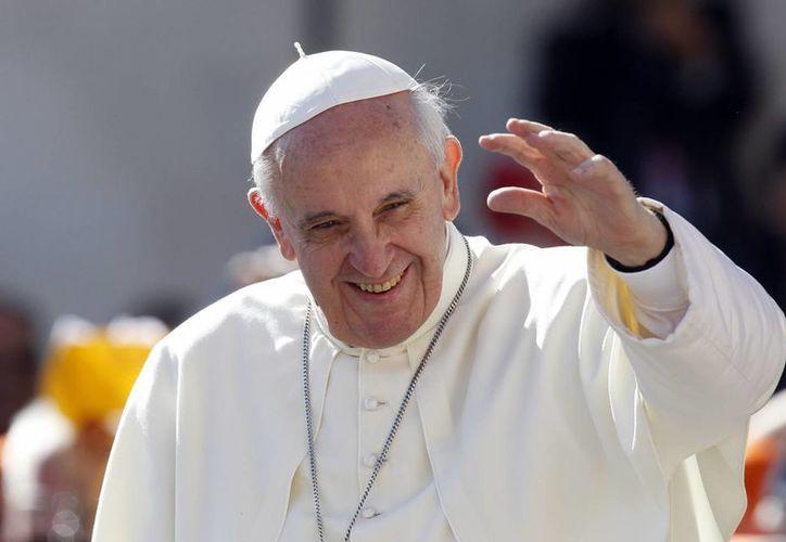 El Papa comparó a la Curia con las intendencias de los ejércitos. (Agencias)