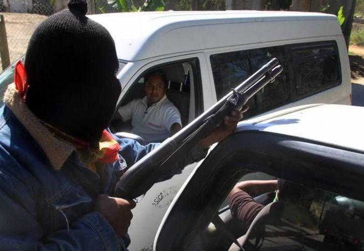 A José Gerardo Barajas Robles se le vincula con el plagio de empresarios oriundos de Tijuana y de Playas de Rosarito. (Agencias/Contexto)
