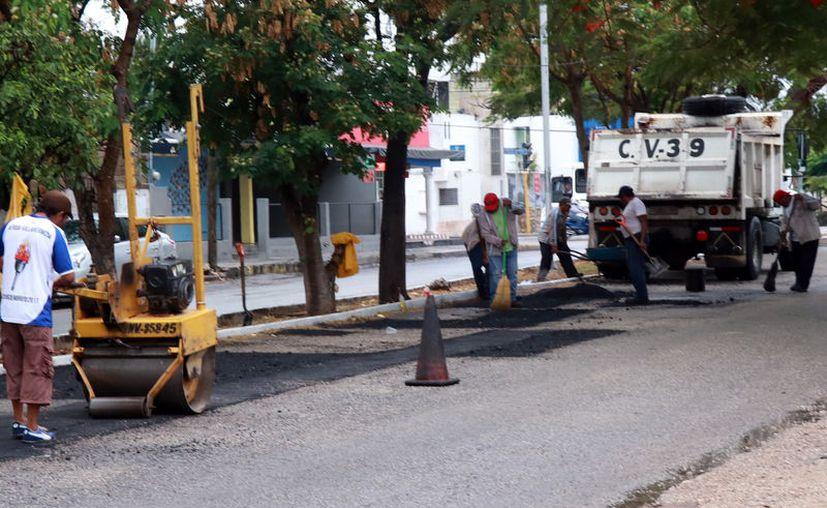 Mantenimiento de calles, necesidad en algunas poblaciones. (Novedades Yucatán)