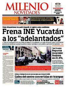 """Frena INE Yucatán a los """"adelantados"""""""