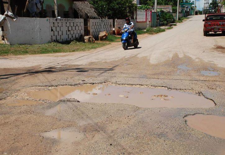En Yucatán hay municipios afectados por falta de obras públicas. (SIPSE)