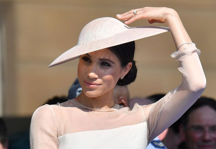 La duquesa de Sussex, Meghan Merkle. (Reuters)