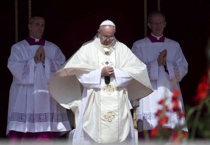 El Papa Francisco se parece a Brochero en otros sentidos, con su lenguaje sencillo e informal. (AP Photo/Alessandra Tarantino)