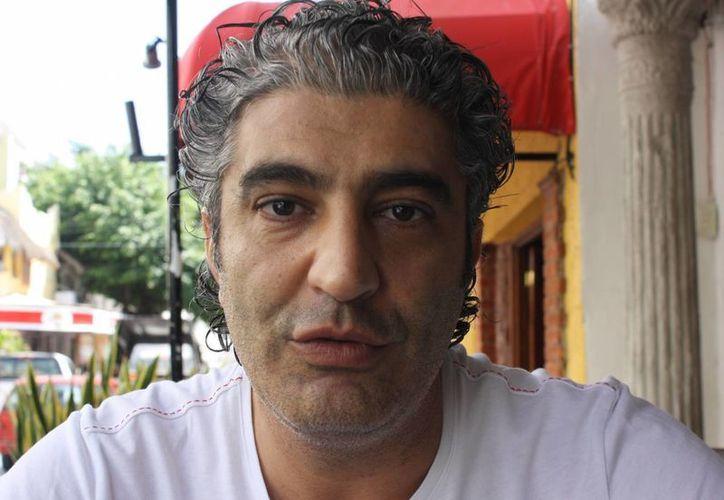 Jamil Hindi Elias, presidente de la Asociación de Pequeños Hoteles, dijo que los hoteles deben pagar sus impuestos. (Alida Martínez/SIPSE)