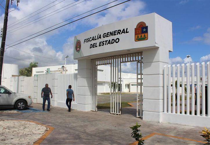 La Fiscalía General del Estado determinará la necesidad de seguridad para funcionarios.  (Foto: David de la Fuente/SIPSE)