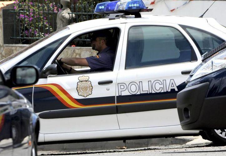 La policía incautó cocaína con un valor en el mercado clandestino de al menos 550 mdd. (EFE)