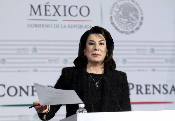 La procuradora del Consumidor, Lorena Martínez, dijo que en 2015 aumentó en un 75% la supervisión a las casas de empeño en todo el país. (Notimex)