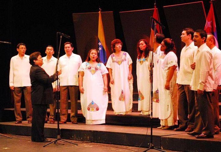 La participación coral yucateca en Perú abrirá las puertas al Festival Internacional de Coros Yucatán. (Milenio Novedades)