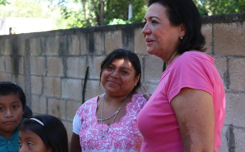 El PAN  denunció a la ex aspirante a la candidatura independiente a la gubernatura de Yucatán Sofía Castro Romero por el presunto delito de falsificación de firmas. (Cortesía)