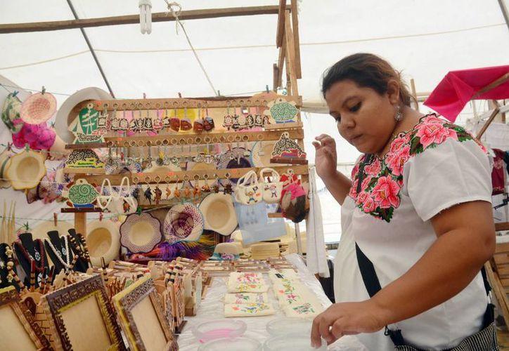 Las artesanías yucatecas son de buena calidad. (Milenio Novedades)