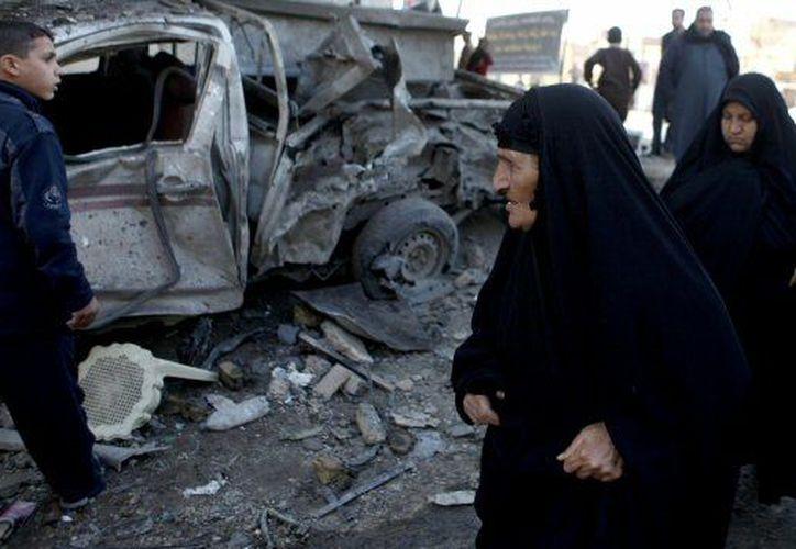 En Irak se registran frecuentes atentados contra los chiitas. (Agencias)