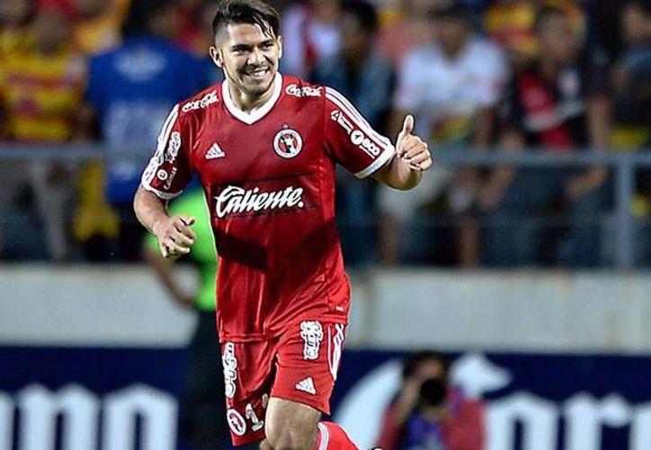 Henry Martín recibirá su segunda convocatoria con el tricolor tras debutar como seleccionado nacional ante Trinidad y Tobago en septiembre del año pasado. (Archivo Mexsport)