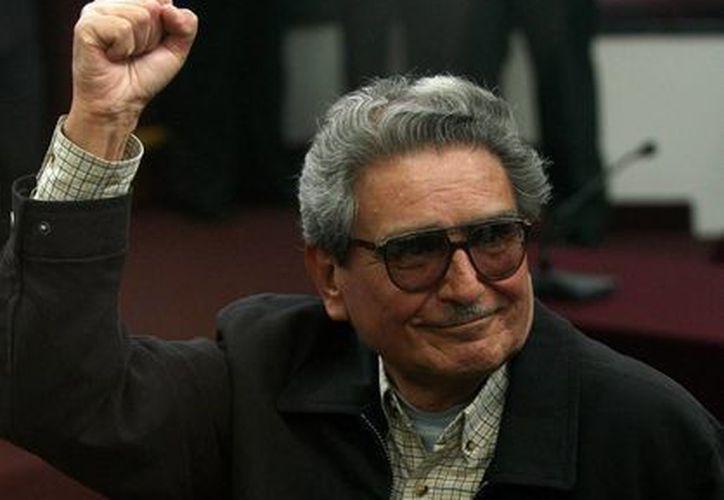 Guzmán padece hipertensión, según alega su esposa. (EFE)