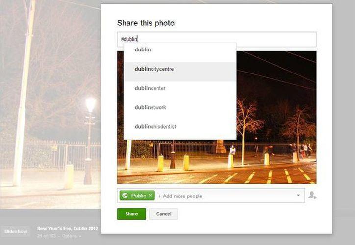 La herramienta permite clasificar y localizar fácilmente cualquier información. (sociable.co)