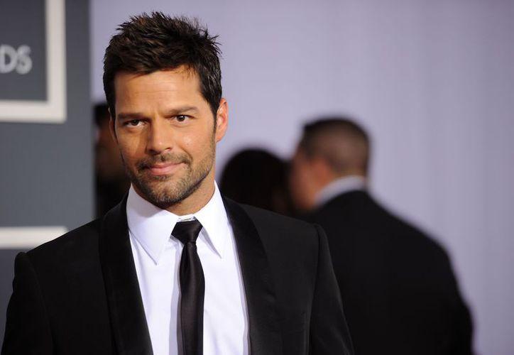 El actor ha dejado ver su espectacular figura previo al estreno de la serie.  (Foto: Metro)