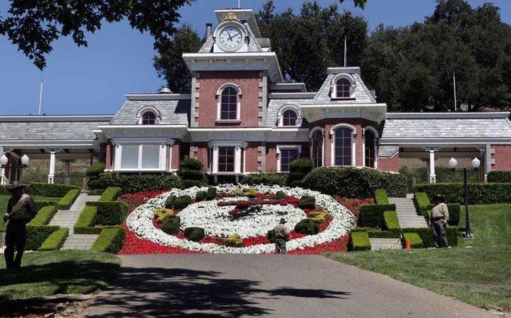 La propiedad ubicada en Santa Bárbara, California, fue puesta en venta el año pasado, pero nadie se ofreció a pagar la cantidad que pedían.(Archivo/AP)