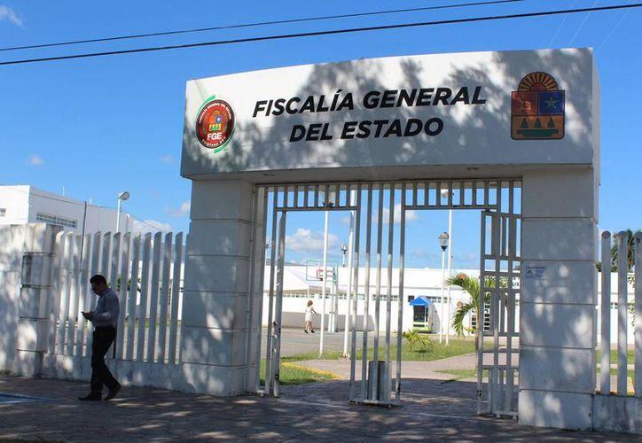 La Fiscalía General del Estado implementó reforzamientos de reacción. (Foto: Eddy Bonilla)